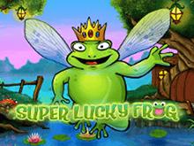 Видео-слот Super Lucky Frog