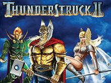 Игровой аппарат Thunderstruck II
