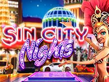 Игровой аппарат Sin City Nights