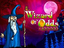 Игровой аппарат Wizard Of Odds