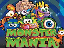 Видео-слот Monster Mania