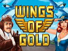 Видео-слот Wings Of Gold