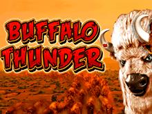 Игровой автомат Buffalo Thunder