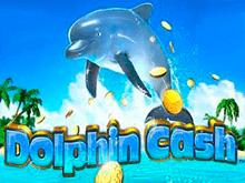 Онлайн-автомат Деньги Дельфина