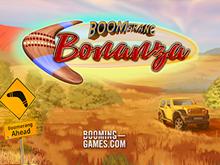Виртуальный слот Boomerang Bonanza